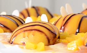 Susser Bienenkuchen